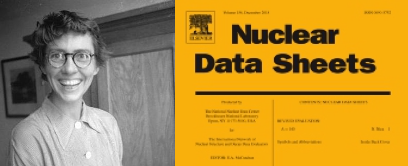 Dr. Katharine Way, Women's History Month (ANS Nuclear Cafe Post)