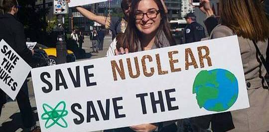Want to Become a Nuclear Advocate? Join Pro-Nuclear Organizations, Make Connections, and Speak Up! (Students4Nuclear Feature)
